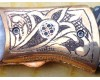 Handmade Damascus Steel Collectible Folding Knife DFK807